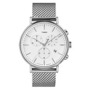 TIMEX タイメックス  メンズ 腕時計 Weekender Fairfield Chronograph ウィークエンダー フェアフィールド TW2R27100 mono-b