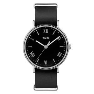 TIMEX タイメックス  レディース 腕時計 Southview Black サウスビュー ブラック TW2R28600 mono-b