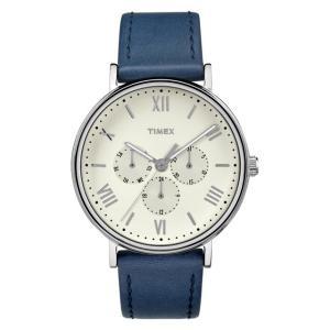 TIMEX タイメックス  メンズ 腕時計 Southview Multi サウスビュー マルチ ブルー TW2R29200 mono-b