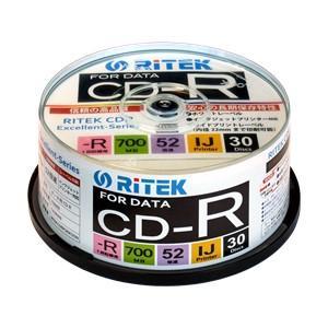 ●データ記録用CD-R ●一回記録用・-R ●1〜52倍速対応 ●記録容量 700MB ●ホワイトレ...