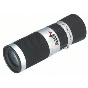 NASHICA ズーム単眼鏡 6-16X21 ZOOM