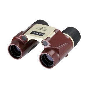 NASHICA 6倍 双眼鏡  CLACCS 6X18 DCF-IFF WR ワインレッド