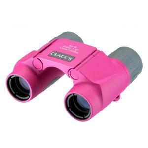 NASHICA 6倍 双眼鏡  CLACCS 6X18 DCF-IFF PK ピンク