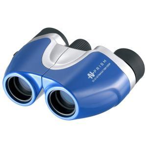NASHICA 10倍双眼鏡 PRISM 10x21 UC ブルー