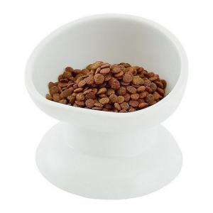 CoCoBowl ココボウル 高さと角度がある陶器の食器  (フードボウル S) ワンちゃん、ネコち...