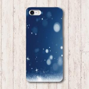 スマホケース ハードケース iPhone アイフォン 雪 風景|monobase