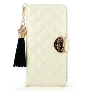 iPhone6s/6 ケース Mignon Case エナメル ホワイト|monocase-store