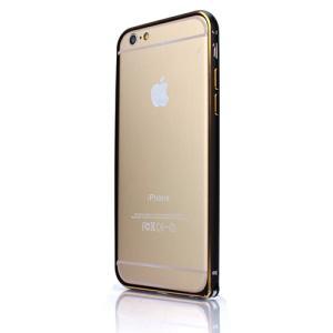 iPhone6s/6 ケース Airbumper アルミバンパー ブラック|monocase-store