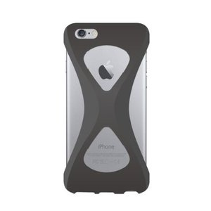 iPhone6s Plus/6 Plus ケース パルモ 落下防止 軽量 高品質シリコン 耐衝撃 吸収 片手操作 ポケモンGO 最適 Palmo Black|monocase-store