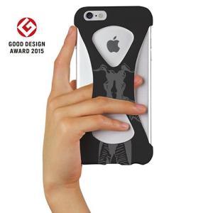 iPhone6s Plus/6 Plus ケース Palmo x Ultraman ウルトラマン公式モデル 落下防止シリコンケース Red ゼットン ver.|monocase-store