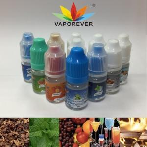 電子タバコ リキッド 5ml  Vaporever  VAP...