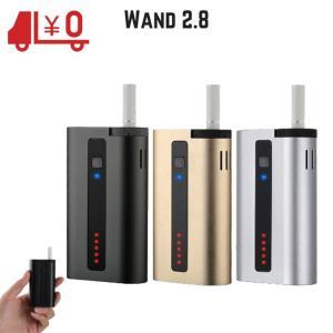 加熱式タバコ WAND 2.8 アイコス 互換 互換機 温度...