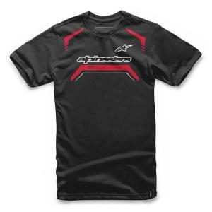 alpinestars アルパインスターズ DRIVEN TEE Tシャツ ブラック(1016-72033)|monocolle