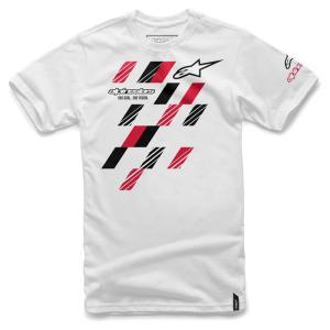 alpinestars アルパインスターズ GP GLASS TEE WHITE Tシャツ|monocolle