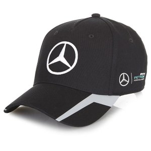MERCEDES AMG ペトロナス F1 TEAM 2016 チームキャップ ブラック (141161003-100) monocolle