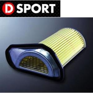 Dsport スポーツ エアフィルター ダイハツ コペン(L880K) 用 monocolle