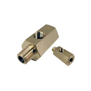 JURAN センサーアダプター  油圧計用 6角3方(PT1/8) 1点 (325549)|monocolle