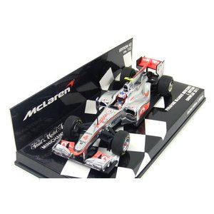 Vodafone Mclaren Mercedes F1 2011 ショーカー J.バトン 1/43 ミニチャンプス モデルカー (530-114374) PMA|monocolle