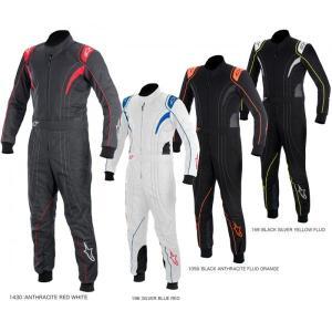 2015〜16モデル アルパインスターズ K-MX5 SUIT レーシングスーツ レーシングカート・走行会用 CIK FIA Level2公認 monocolle