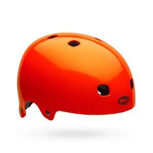 BELL ベル Segment Jr (セグメントジュニア) オレンジ キッズ・ジュニア・子供 自転車用 ヘルメット|monocolle