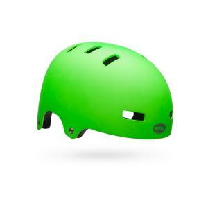 BELL ベル SPAN (スパン) マットクリプトナイト キッズ・ジュニア・子供 自転車用 ヘルメット|monocolle
