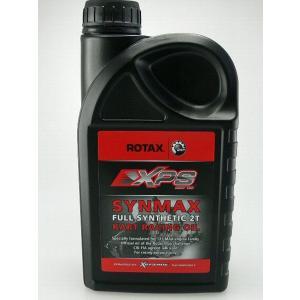 ROTAX XPS KART TEC OIL 1000ml 1本 レーシングカート用 2ST ENGINE OIL|monocolle