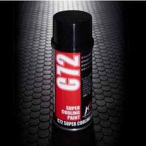 K&G RacingTechnology C72 スーパークーリング ペイント スプレー缶 monocolle