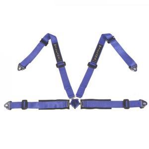 WILLANS ウィランズ CLUB4 (4×4) 2インチ 2シーター用 レーシングハーネス スポーツ・走行会用 (非公認モデル)|monocolle