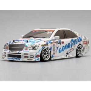 YOKOMO ヨコモ 1/10 ドリフトパッケージ D1仕様 GOODYEAR Racing ZERO CROWN|monocolle