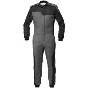 adidas(アディダス)レーシングスーツ RSR CLIMACOOL NOMEX SUIT BLACK/GRAPHITE ブラック/グラファイト FIA8856-2000公認 本国取り寄せ商品|monocolle