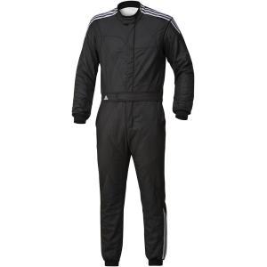 adidas(アディダス)レーシングスーツ RS CLIMACOOL NOMEX SUIT BLACK ブラック FIA8856-2000公認 本国取り寄せ商品|monocolle
