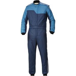 adidas(アディダス)レーシングスーツ RS CLIMACOOL NOMEX SUIT BLUE/NAVY ブルー/ネイビー FIA8856-2000公認 本国取り寄せ商品|monocolle