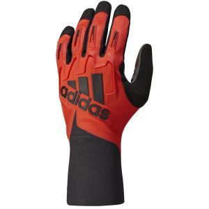 adidas アディダス RSK KART GLOVES FLUO RED/BLACK レッド/ブラック カートグローブ レーシングカート・走行会用 monocolle