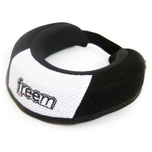 FreeM フリーム ネックサポート ブラック レーシングカート用|monocolle
