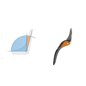 HANS社製 新 HANS ADJUSTABLE / ハンス アジャスタブル ハンスデバイス 樹脂タイプ 10~40° FIA8858-2010適合 Mサイズ monocolle 02