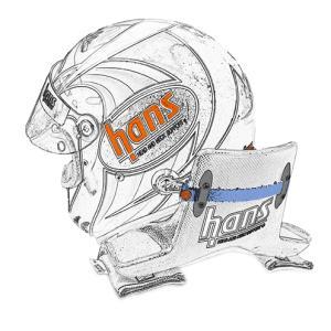 HANS社製 新 HANS ADJUSTABLE / ハンス アジャスタブル ハンスデバイス 樹脂タイプ 10~40° FIA8858-2010適合 Mサイズ monocolle 03
