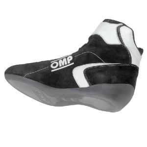 OMPレーシングシューズ FIRST S SHOES BLACK (ファースト)ミドルカット FIA公認8856-2000|monocolle|02