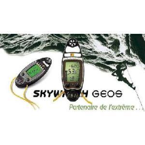 スイス製気象観測ステーション  GEOSN9 monocolle