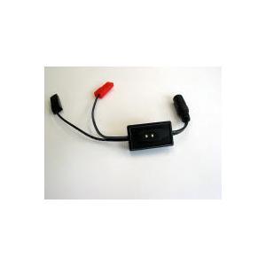 ROTAX バッテリー コネクター ケーブル (極性保護付)|monocolle