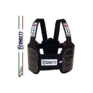FreeM フリーム BRAVE リブプロテクター ベスト カーボン レーシングカート用 monocolle