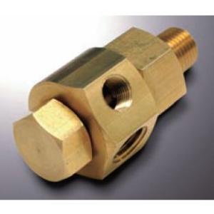 JURAN センサーアダプター 油圧計用 PT1/8 マツダNCECロードスター対応 1ヶ (337962)|monocolle