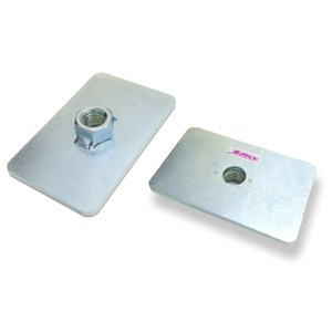 JURAN シートベルト固定用 アンカーボルト用 ストレスプレート 1枚|monocolle