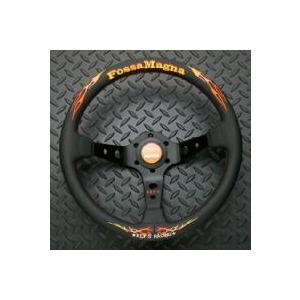 KEY!S Racing フォッサマグナ スーパードレス ステアリング ディープタイプ (MOMOピッチ)|monocolle