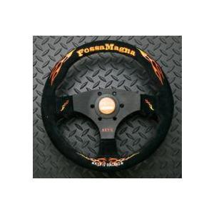 KEY!S Racing フォッサマグナ スーパードレス ステアリング フラットタイプ (NARDIピッチ)|monocolle