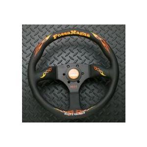 KEY!S Racing フォッサマグナ スーパードレス ステアリング セミコーンタイプ (NARDIピッチ)|monocolle