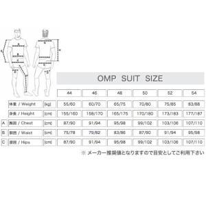 OMP KS-3 SUIT Fluoro ブラック/シアンブルー (CYAN) レーシングカートスーツ CIK-FIA LEVEL-2公認(カート用)|monocolle|03