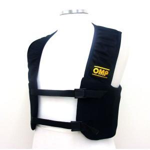 OMP リブプロテクターベスト ブラック レーシングカート用 KK04001 monocolle