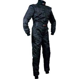 CLA レーシングスーツ LE-533V ブラック メンズサイズ レーシングカート・スポーツ走行用 monocolle