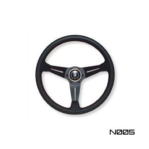 NARDI ナルディ ステアリング CLASSIC SPORTS TYPE A パンチングレザー 330mm (N005)|monocolle