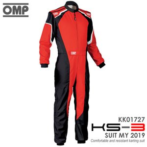 OMP KS-3 Suit my2019 Comfortable and resistant kar...